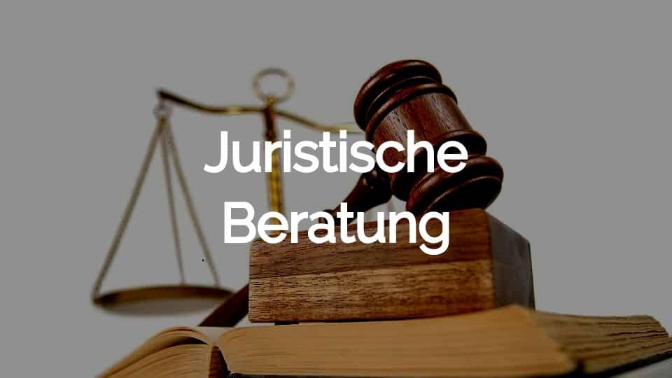 Juristische Beratung